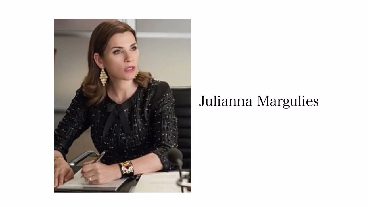 Happy Birthday Julianna Margulies!