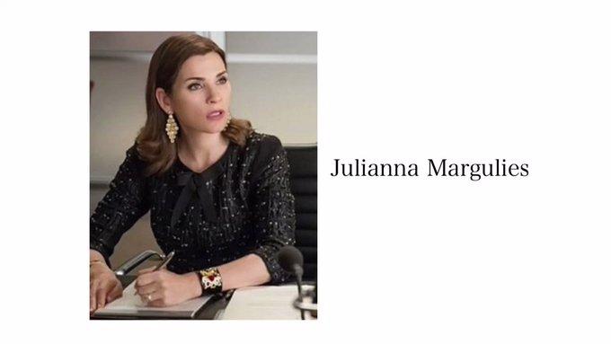 Happy Birthday Julianna Margulies!