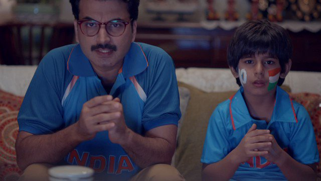 This amazing film by @arielindia is a nostalgia trip back to 2011 when India lifted the World Cup! It's time to bring out your lucky jerseys and cheer for #TeamIndia. Cos it's time for #2011Dobara