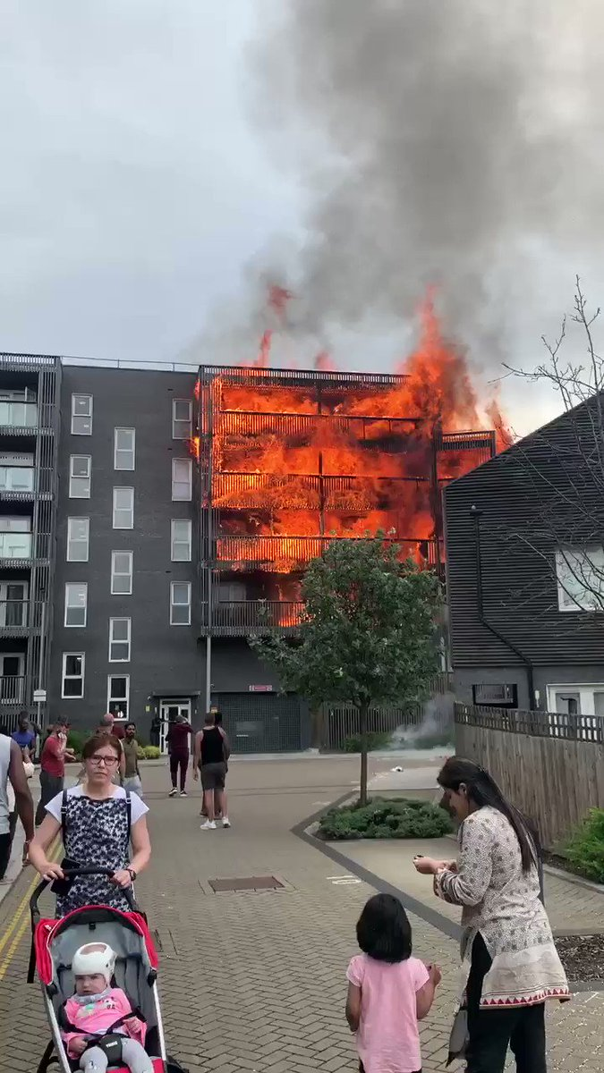 Ignoring the risks posed by combustible cladding and fire safety defects in our housing stock won't end well - we need to tackle this head on: