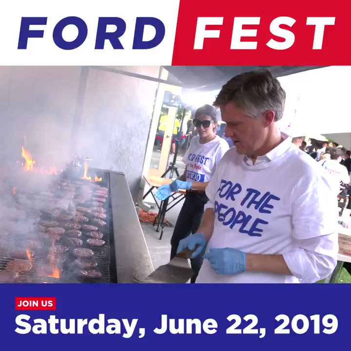 FORD FEST is only 2 weeks away!  Join the Ford family and our all-star PC team for a BBQ. It's going to be a great evening filled with entertainment and lots of #FordFest fun!   Everything is FREE – register today at http://FordFest.ca