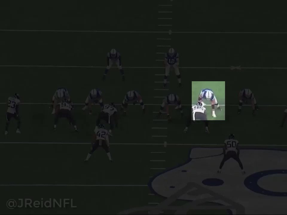 RT @JReidNFL: Quenton Nelson makes you appreciate OL play even more.   Stud.  https://t.co/73VQpF1AfU