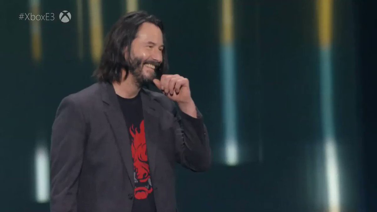 Best part of #XboxE3 for me