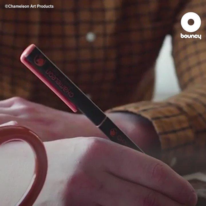 あなただけのカラーを生み出そう🖍️ by Chameleon Art Products価格や入手方法はこちら👉#ブレンドカラー #グラデーション #ハイライト