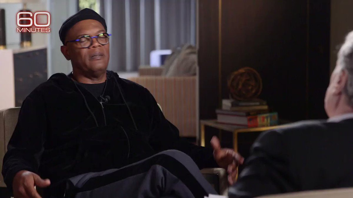 Do Oscars matter to Samuel L. Jackson? Not as much as selling movie tickets, the actor tells 60 Minutes cbsn.ws/2XD3F9I
