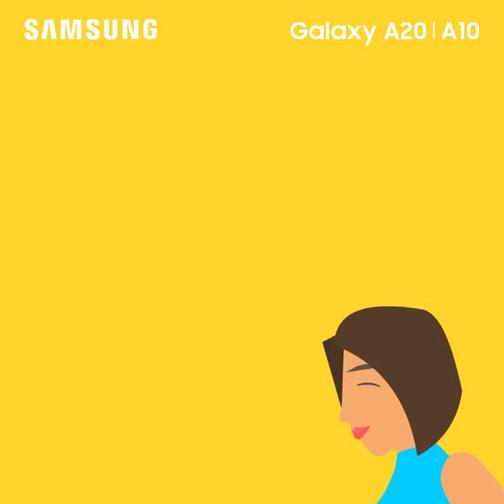 Get an immersive experience up close when you buy the #GalaxyA20PH today! http://spr.ly/GalaxyA20InfinityV_TW…
