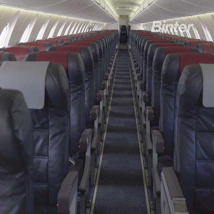 ¿Conoces nuestra clase Business? Un trato diferenciado en tierra y exclusivo en vuelo. Disponible en las rutas de Mallorca, Vigo, Dakar, Lisboa, Isla de Sal y Banjul #VolandoconBinter