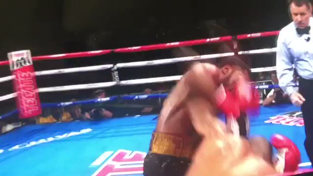 Image for the Tweet beginning: Highlight from my latest fight,