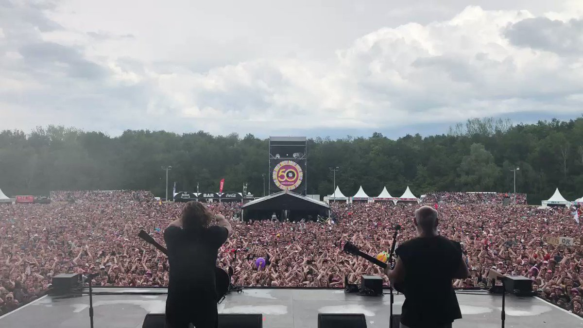 Pinkpop Festival in the Netherlands 📷 https://Instagram.com/sseiver