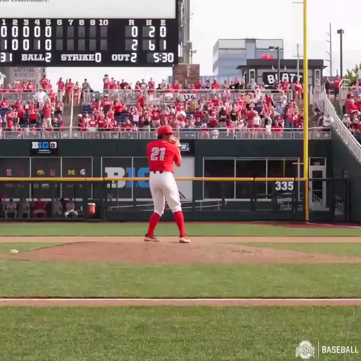 Buckeye relief pitcher Andrew Magno named Third-Team All-American by Baseball America