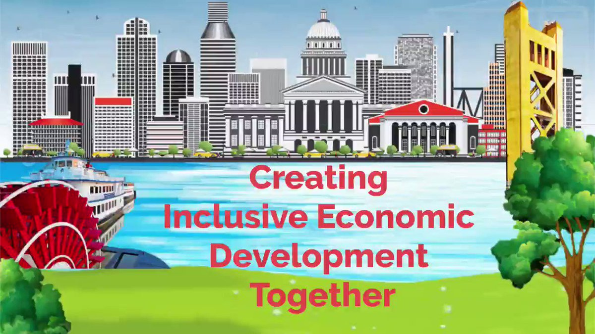 Confused about what Inclusive Economic Development is? Check out this video to learn more about why it's so important to bring jobs & affordable housing to all of our neighborhoods via community-led investments .Together, we can build an economy that works for everyone!