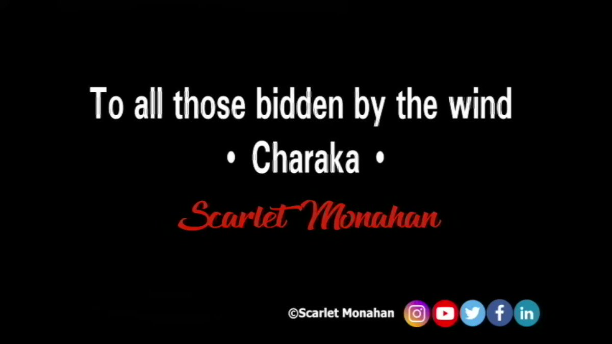 To all those bidden by the wind. #charaka #awareness #meditation #philosophy #thepowerofthemind #knowledge #supernature #movement #philosophical #teacher #guru #reincarnation #chakra #meaningof #creation #paranormal #reciprocal #answers  #love #peace  1