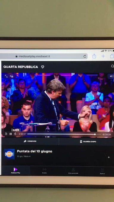 #QuartaRepubblica Foto