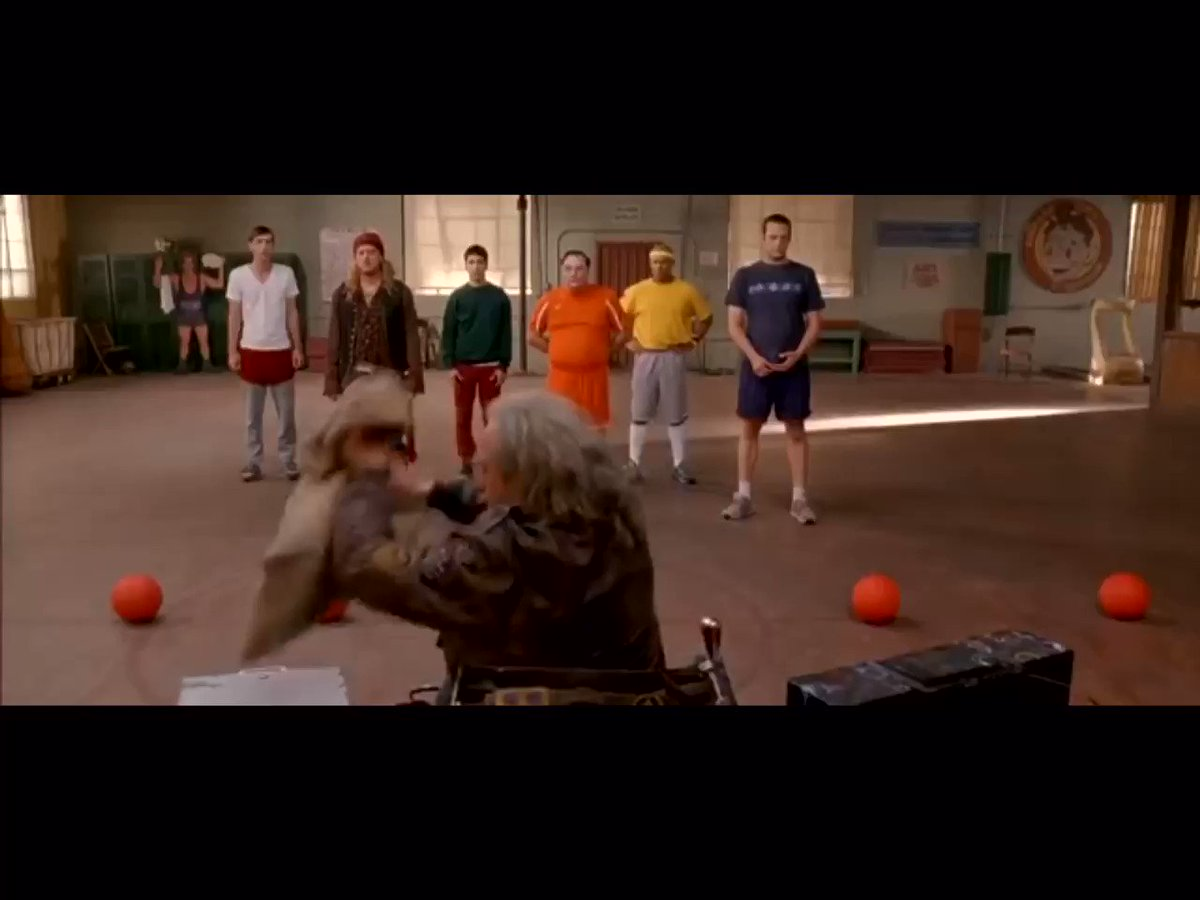"""""""If you can dodge a wrench, you can dodge a ball"""" RIP to Rip Torn @LightsCameraPod"""