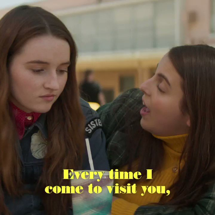 If you don't take your friends to see #Booksmart, do you even like them?