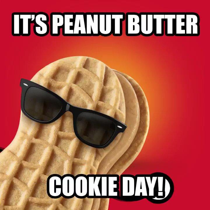 @NutterButter's photo on #NationalPeanutButterCookieDay