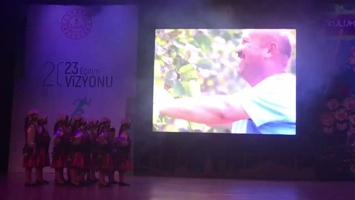 """İstanbul İl Milli Eğitim Müdürlüğü """"1Ses 2Hareket projesi""""nin bir parçası olmak çok özel ve güzeldi. @Istanbul_ILMEM @BakirkoyMEM @emrullahaydin25 @memleventyazici @OzilLevent @ziyaselcuk"""
