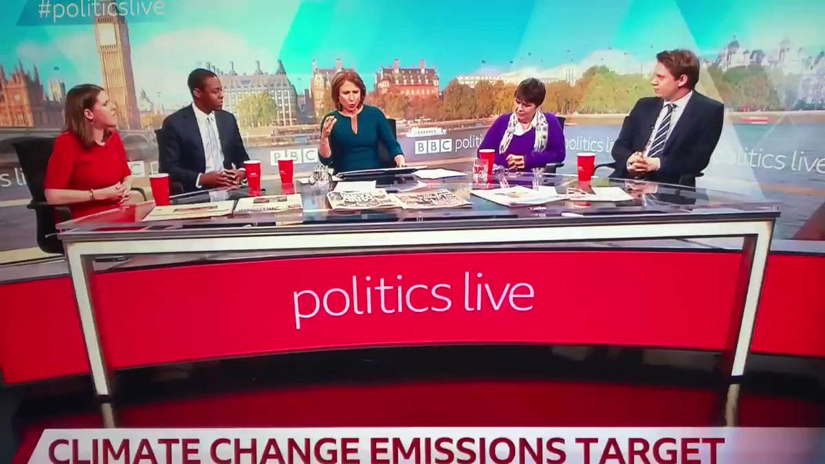 The moment hypocrite #LibDems @joswinson gets busted on #PoliticsLive doesn't want fracking but happy to take 14 grand from a fracker crooked isn't the word