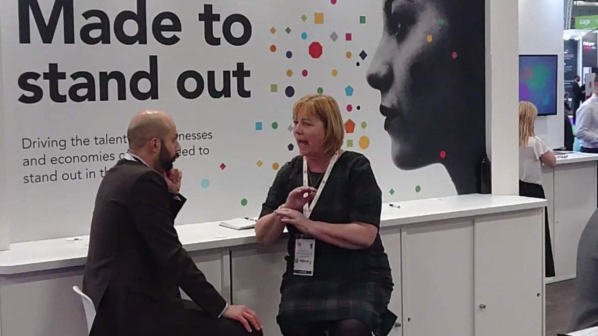 Our #coaching and #mentoring expert Karen Egan, is on hand to answer your queries. So visit our stand F20, to receive similar support. @CIPD #FestivalofWork @CityGuildsGroup