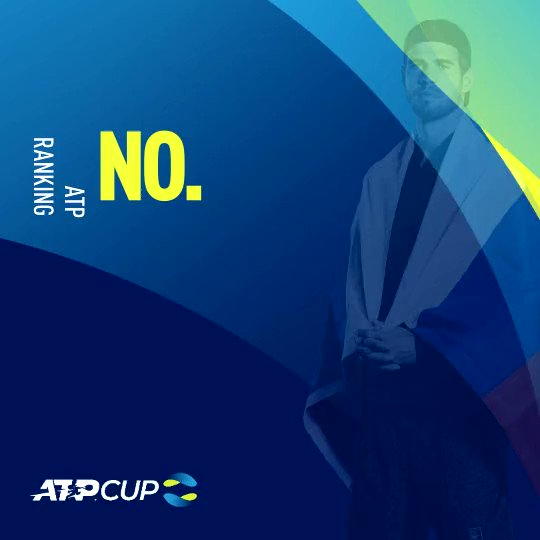 Jumping into the Top Ten 💪   Will @karenkhachanov help Russia charge to victory at the #ATPCup? 🏆