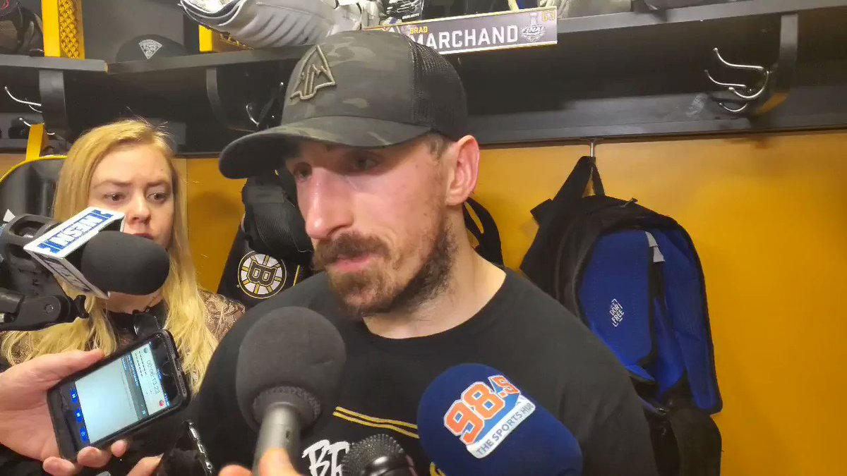 BRAD MARCHAND in tears. #NHLBruins We thought we were going to do it