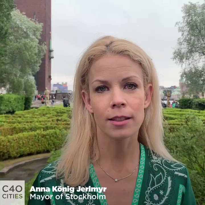 C40 Cities On Twitter Mayor Anna Konig Jerlmyr Of Stockholmsstad Is Taking Action To Promote A Healthy And Sustainable Diet In Her City Thefuturewewant Https T Co Tikocehhyu