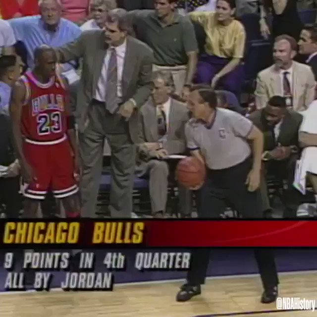 @PrezEmbiid The @chicagobulls move the ball to set up John Paxson's game-winning triple, securing the 1993 championship! #NBABreakdown  https://t.co/zzeMBz7ifg