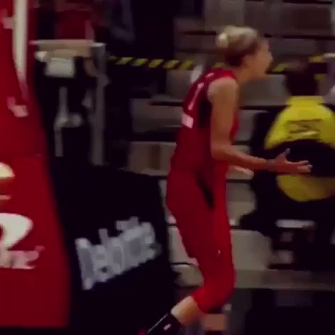 AIGHT that was fun but we got a 2018 Finals rematch tomorrow night and I'm just here for some EDD energy. @De11eDonne @WashMystics   🎥: @WNBA