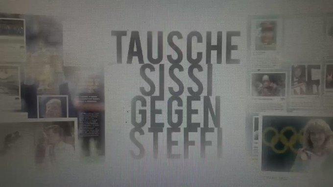 Happy Birthday, Steffi Graf.  Natürlich auch im Panini SchwarzRotGold.