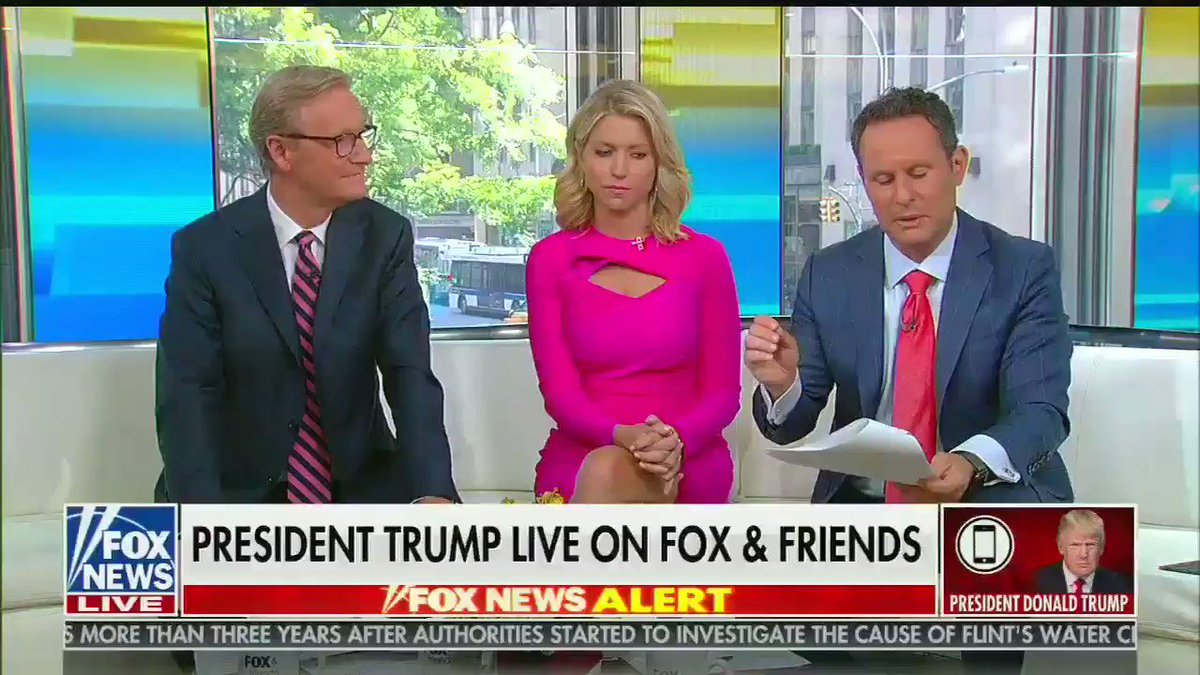 Trump Tells 'Fox & Friends' He Has His Own Jackie O: 'It's Called Melania'
