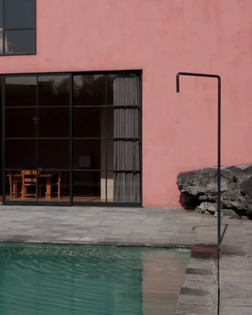 #ArchitectureFriday | @NOWNESS are back again this week as guest-curators over on Instagram. Step into the worlds of Luis Barragán & desidn dup, Reyes & Carla Fernandéz. #NOWNESSInResidence. > fal.cn/sE6m