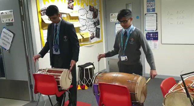 Image for the Tweet beginning: Developing our sense of rhythm