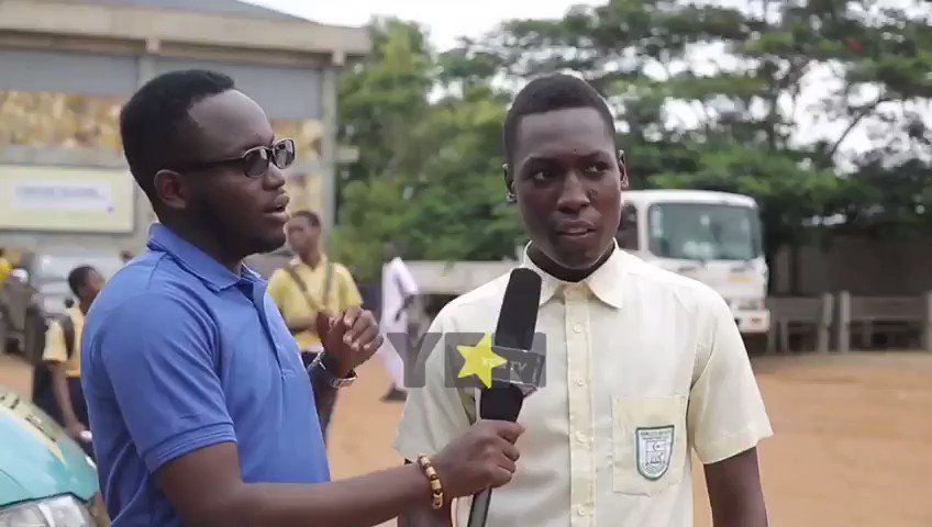 """The BECE is over but according to this guy, """"the maths paper almost solved him, but he managed to solve it back"""" 😂😂😂😂😂😂  Credit: yencomgh"""