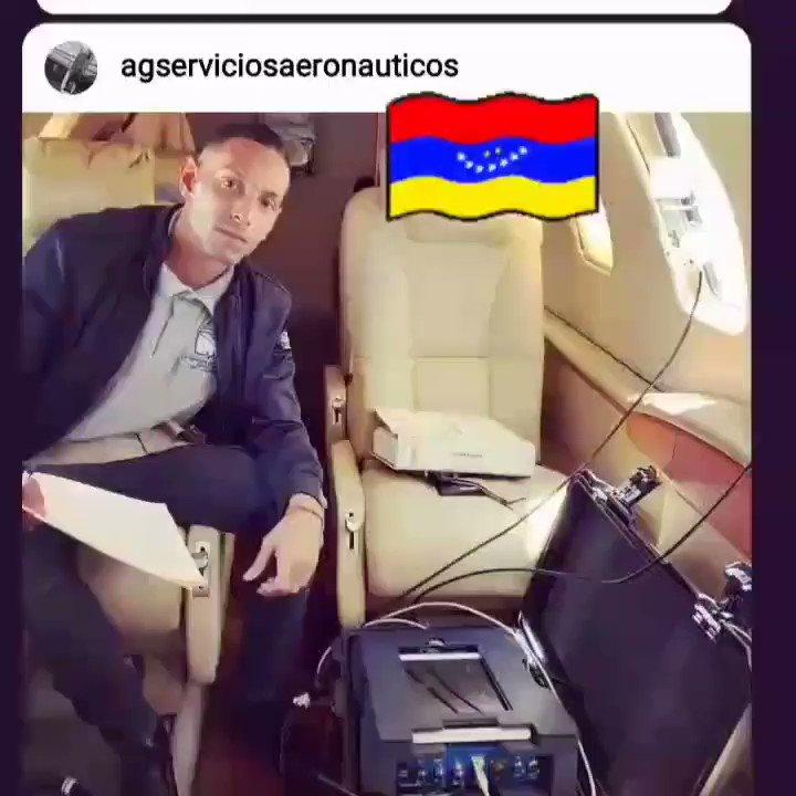 Nuestro socio #RVSMMonitoring Service #AGSACA AG Servicios Aeronauticos CA proporciona servicios a pedido #RVSM en #Venezuela y #Caribbean #bizav #bizjet #jato #jatoexecutive  #aviation #pilot #pilotos http://www.agsaca.aero/index-es.html