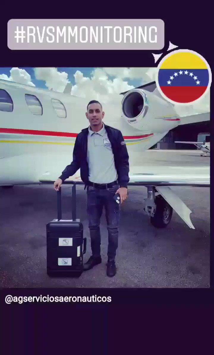 Our #RVSMMonitoring Service partner #AGSACA AG Servicios Aeronauticos CA provides on demand #RVSM services in #Venezuela and #Caribbean #bizav #bizjet #jato #jatoexecutive  #aviation #pilot #pilotos http://www.agsaca.aero/index-es.html