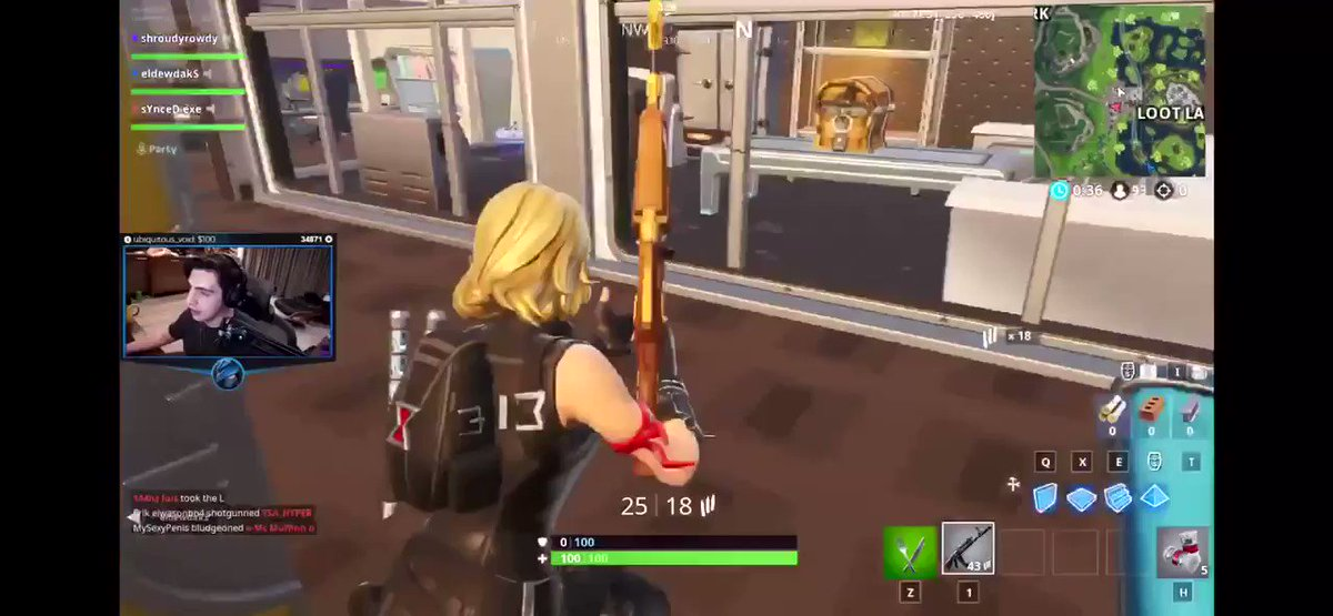 FortniteFOV tagged Tweets and Downloader | Twipu