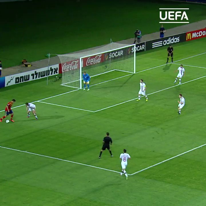 Replying to @UEFAUnder21: ⏪ Isco #OTD in 2013! 😱😱😱  #U21EURO   @SeFutbol   @isco_alarcon