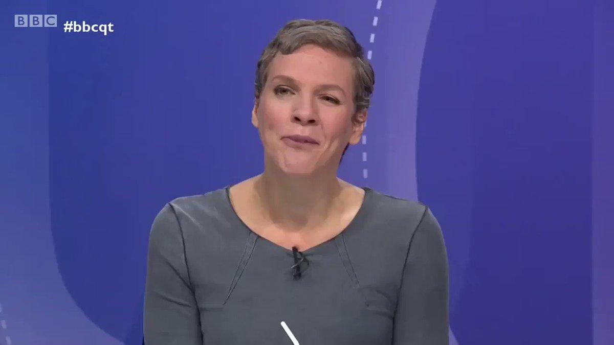 I wonder why #BBCQT didn't release this as a clip? The media won't tell you this about Jeremy Corbyn and John McDonnell. But the superb @chessmartinez will.