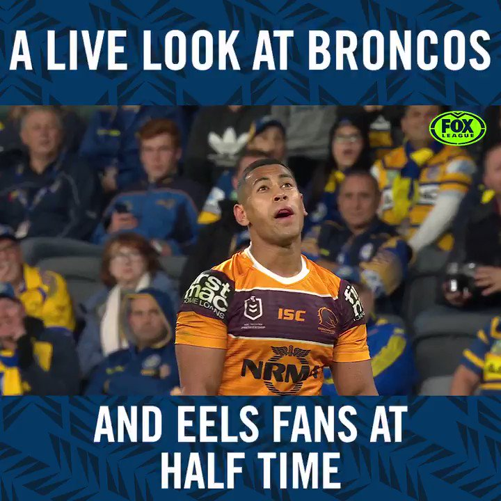 @FOXNRL's photo on HALF TIME