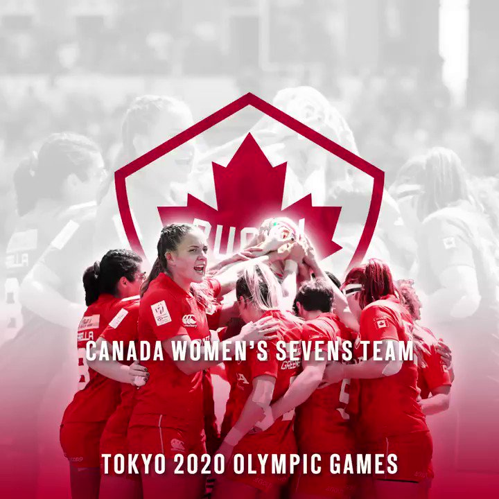 Making dreams a reality!   🇨🇦's Women's Sevens team have punched their ticket to @<a target=