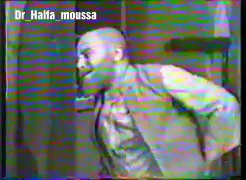 مشقاص.... الشكوى لله من قديم التلفزيون السعودي #طلال_مداح #طبيبة_طلالية