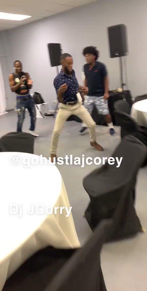 The dancing DJ