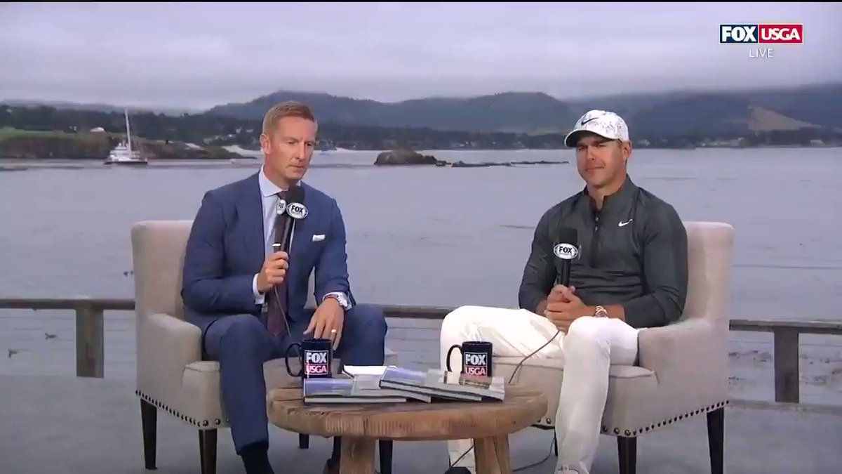 U.S. Open 2019: Brooks Koepka revealed the bizarre secret to his powers—and it will blow your mind