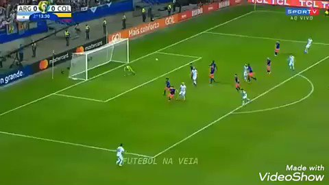 RT @JayPLima1: MESSI - Goals and skills Argentina vs Colombia #D10S https://t.co/YHL6uPkt7k