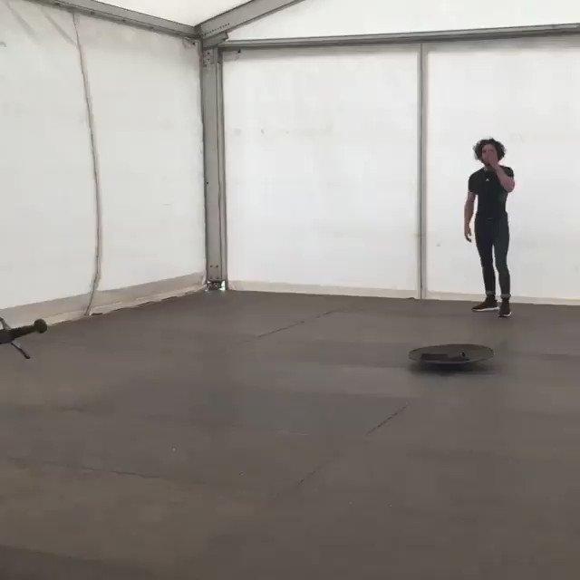 RT @gotactivity: Kit Harington rehearsing for the Jon Snow vs Ramsay Bolton scene in the Battle of the Bastards https://t.co/3eSQ1xdXIi