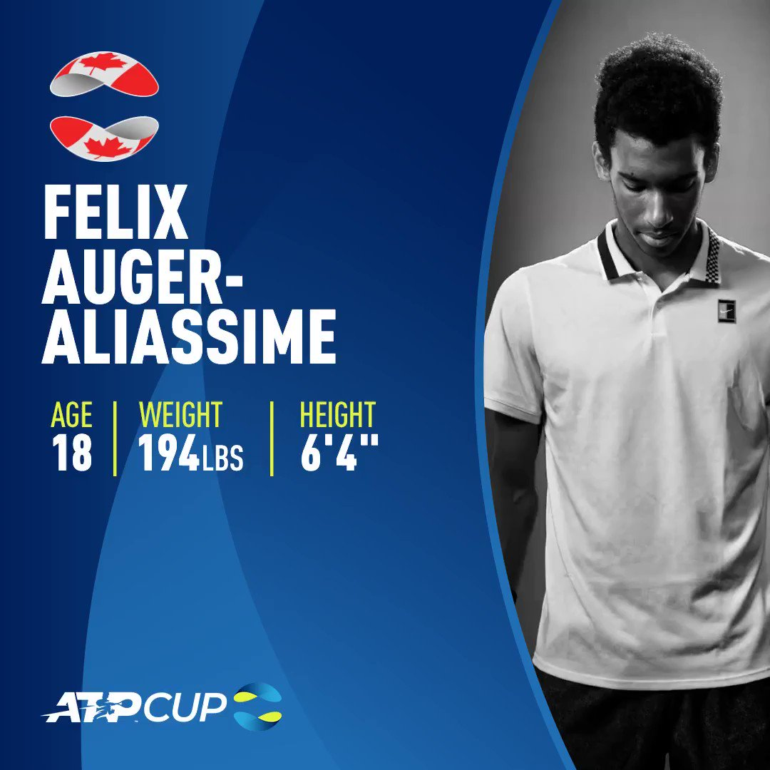Will 🇨🇦 @felixtennis grab his first #ATPTour title at the @MercedesCup ? 🏆  #ATPCup