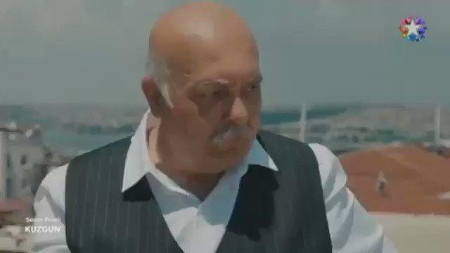 """""""Çayını içerim Behram Adıvar!"""" #Kuzgun'un sezon finalini izlemek için tıklayın: https://www.startv.com.tr/dizi/kuzgun/son-bolum…"""