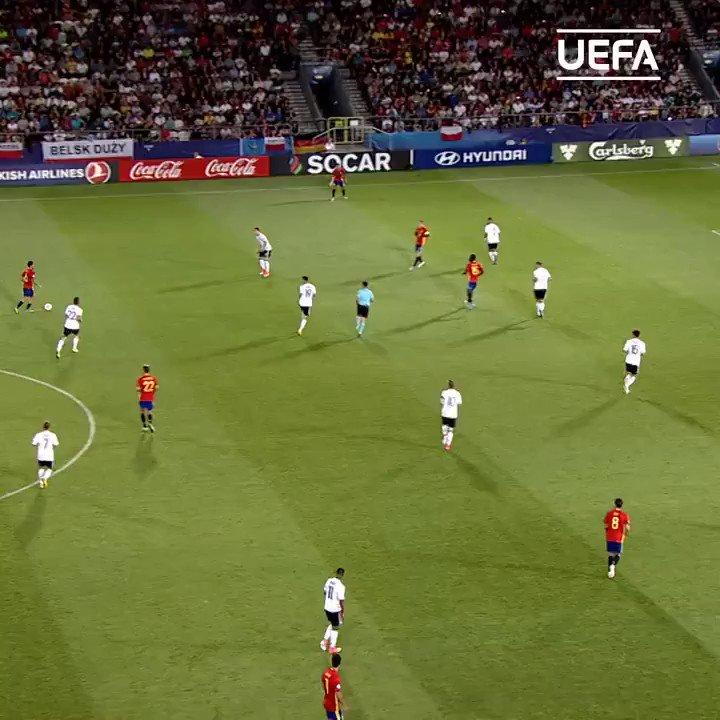 🇪🇸 Dani Ceballos en 2017 🔝 #U21EURO | @SeFutbol | @DaniCeballos46