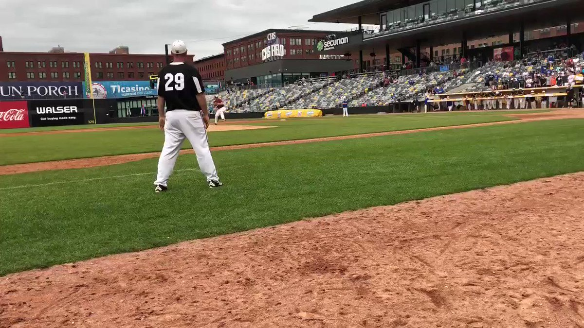 New Prague Trojan Baseball advances to the Class AAAA State Championship Game at Target Field on Thursday June 20th vs. East Ridge at 7PM. Congrats to our players, coaches, parents and community! The final out of our 12-7 win over Rogers! Dugout view! @NPTrojanBall @NP_Trojans https://t.co/mRqzoYOAXT