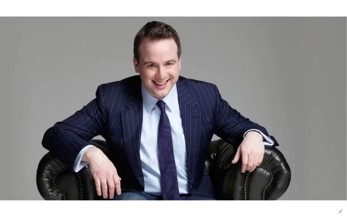 Image for the Tweet beginning: Matt Forde - It doesn't